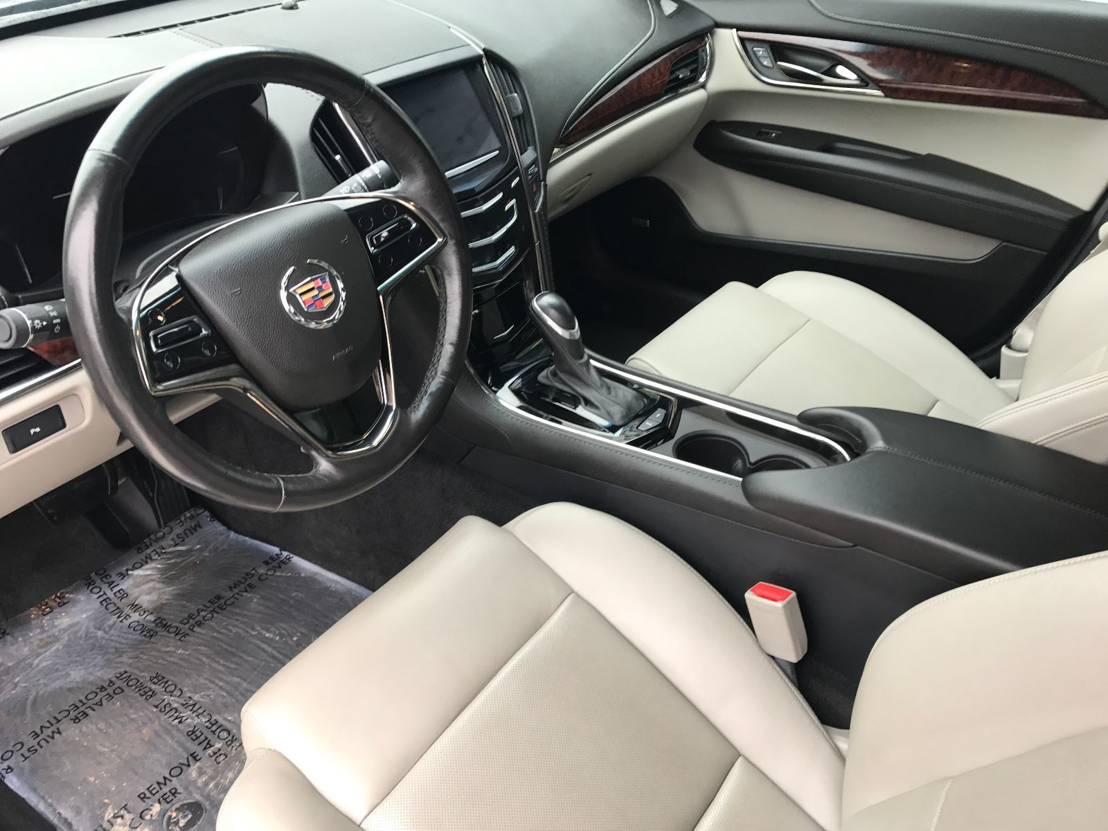 Used 2013 Cadillac Ats Luxury Awd In Berwick Used Inventory