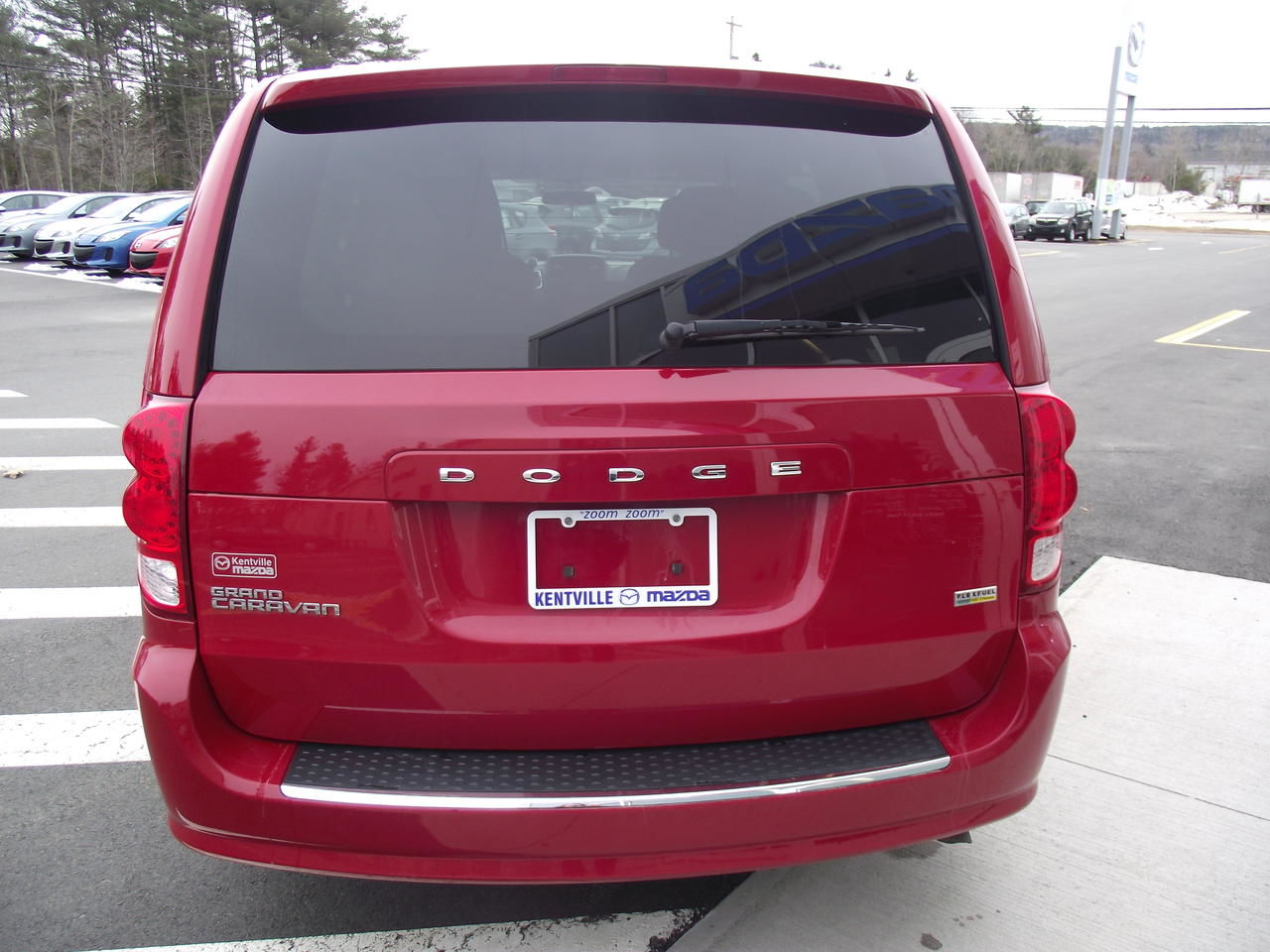 used 2013 dodge grand caravan in new germany used inventory lake view auto in new germany. Black Bedroom Furniture Sets. Home Design Ideas