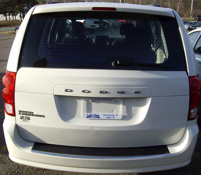 Used Dodge Caravan: Used 2013 Dodge Grand Caravan In New Germany