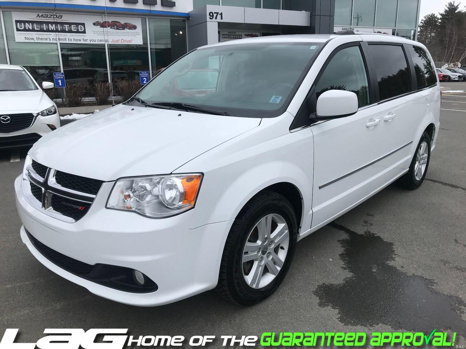 902 Auto Sales Used 2014 Dodge Grand Caravan For Sale In Dartmouth Crew Img 2