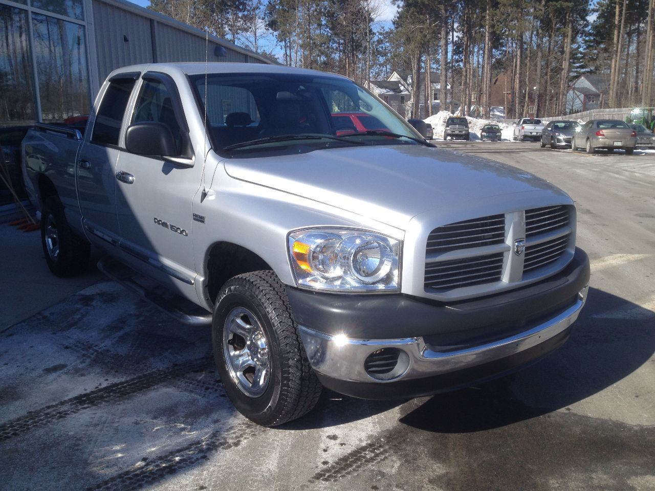 used 2007 dodge ram 1500 st in new germany used inventory lake view auto in new germany. Black Bedroom Furniture Sets. Home Design Ideas