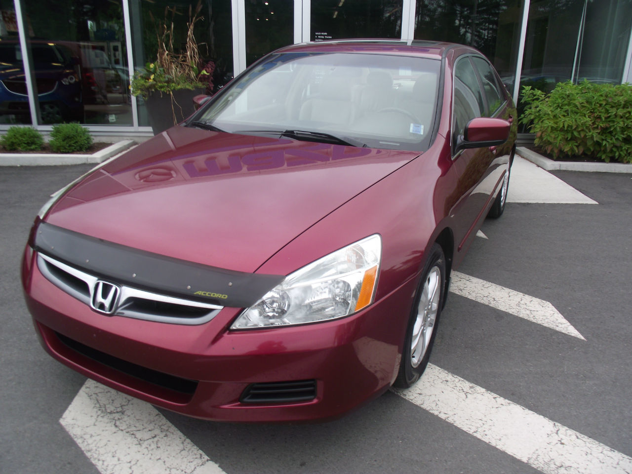 used 2006 honda accord sedan ex l in new germany used inventory lake view auto in new. Black Bedroom Furniture Sets. Home Design Ideas