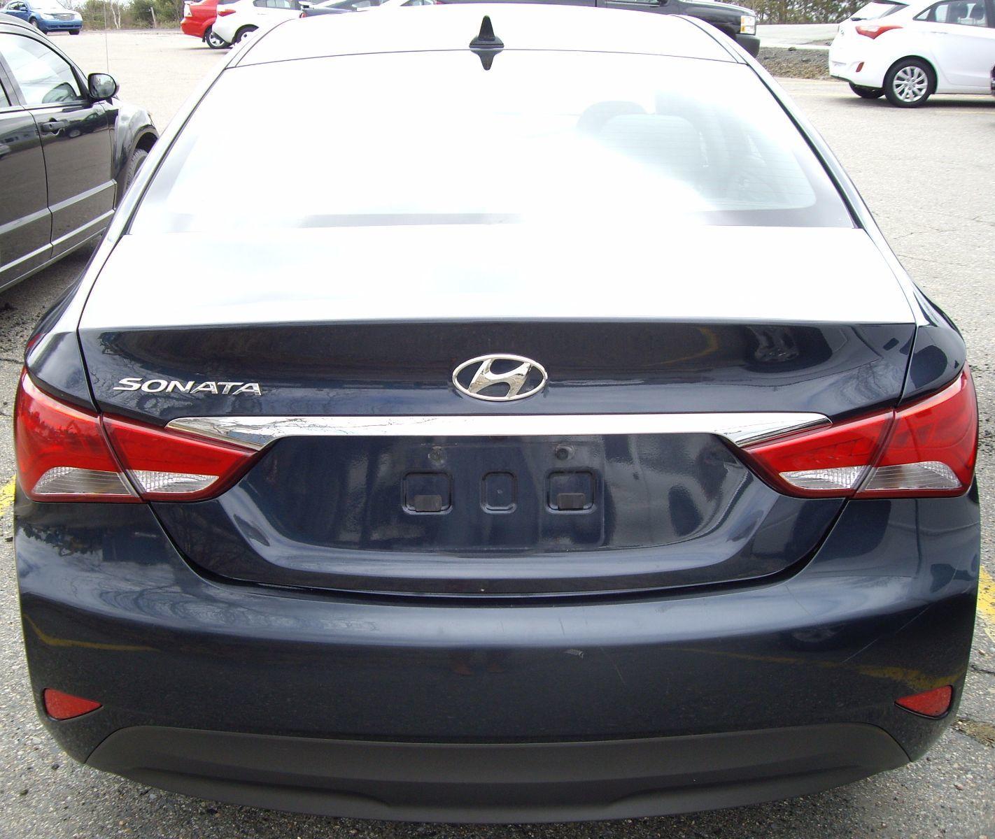 Hyundai Sonata Gls 2014: Used 2014 Hyundai Sonata In New Germany