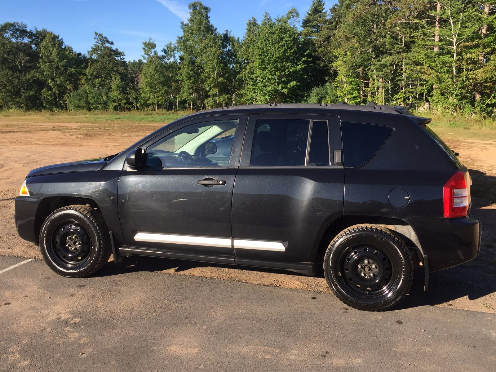 used 2008 jeep compass limited in berwick used inventory. Black Bedroom Furniture Sets. Home Design Ideas