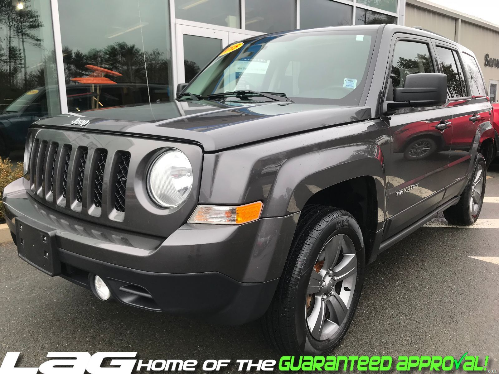jeep inventory patriot used toronto for sale ontario in