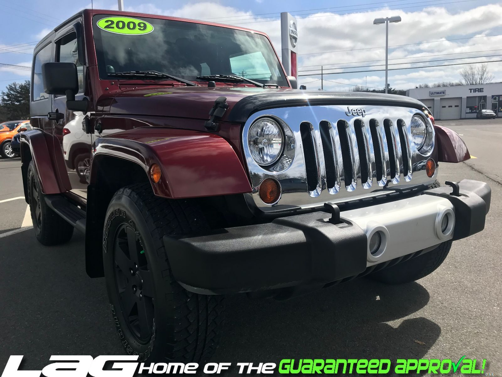 902 Auto Sales Used 2009 Jeep Wrangler for sale in Dartmouth