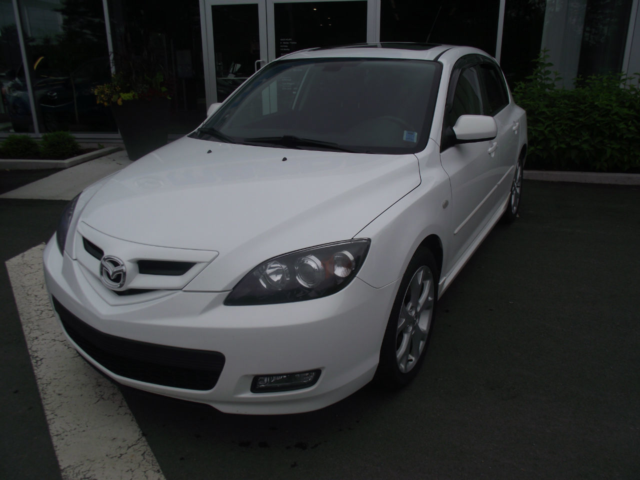 used 2008 mazda mazda3 sport in new germany used inventory lake view auto in new germany. Black Bedroom Furniture Sets. Home Design Ideas
