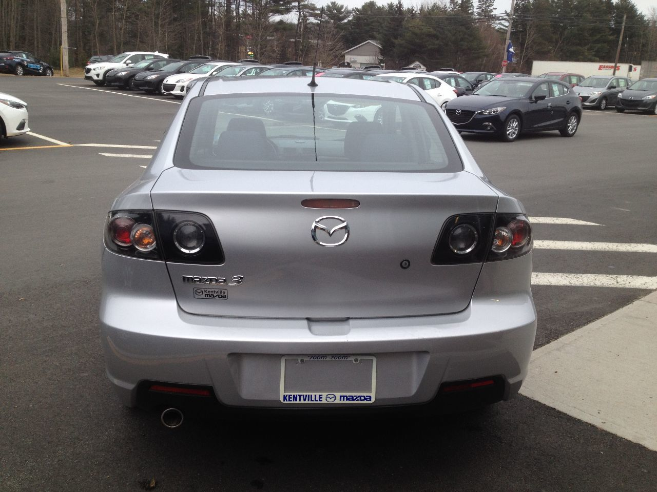 used 2008 mazda mazda3 in new germany used inventory lake view auto in new germany nova scotia. Black Bedroom Furniture Sets. Home Design Ideas