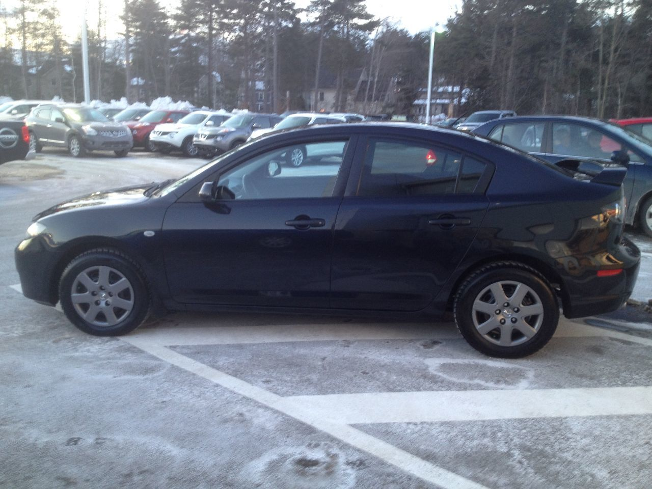 Used 2008 Mazda Mazda3 Gx In Kentville Inventory 3 Fuel Filter Location Img 2