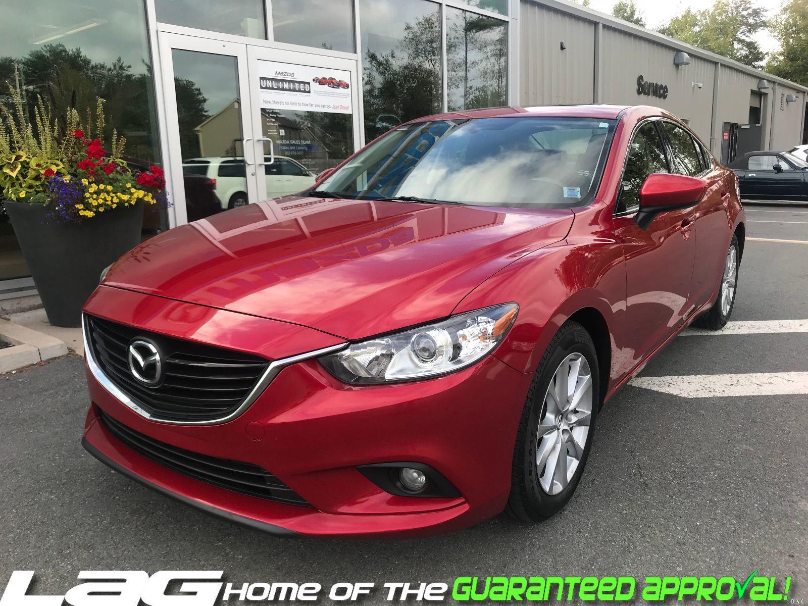 Used 2015 Mazda Mazda6 GS in Kentville Used inventory Kentville
