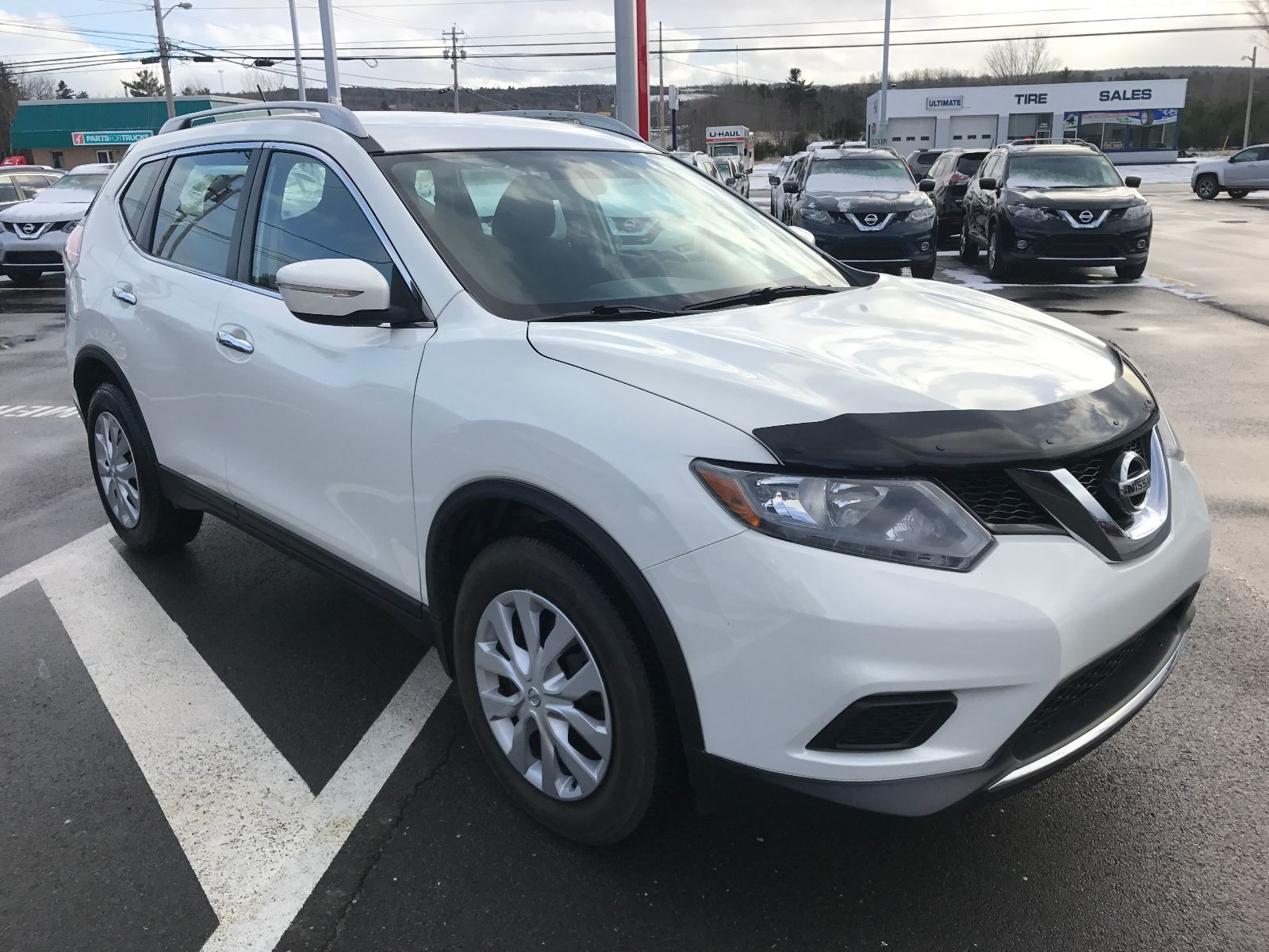 902 auto sales used 2014 nissan rogue for sale in dartmouth 2014 nissan rogue s img 7 vanachro Choice Image