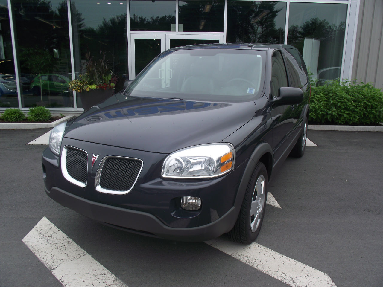 Used 2008 Pontiac Montana In New Germany Used Inventory