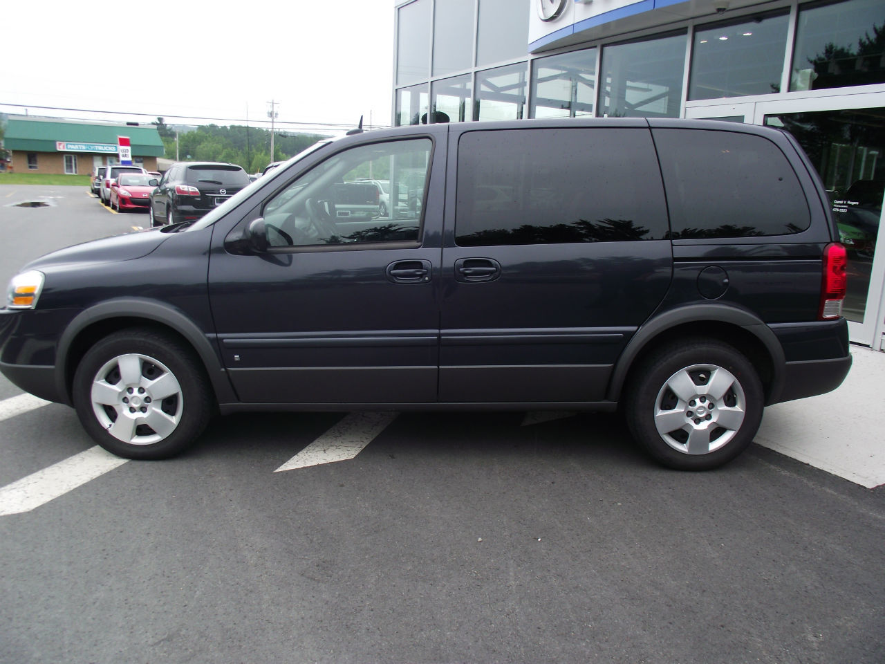 Used 2008 Pontiac Montana In Kentville Used Inventory
