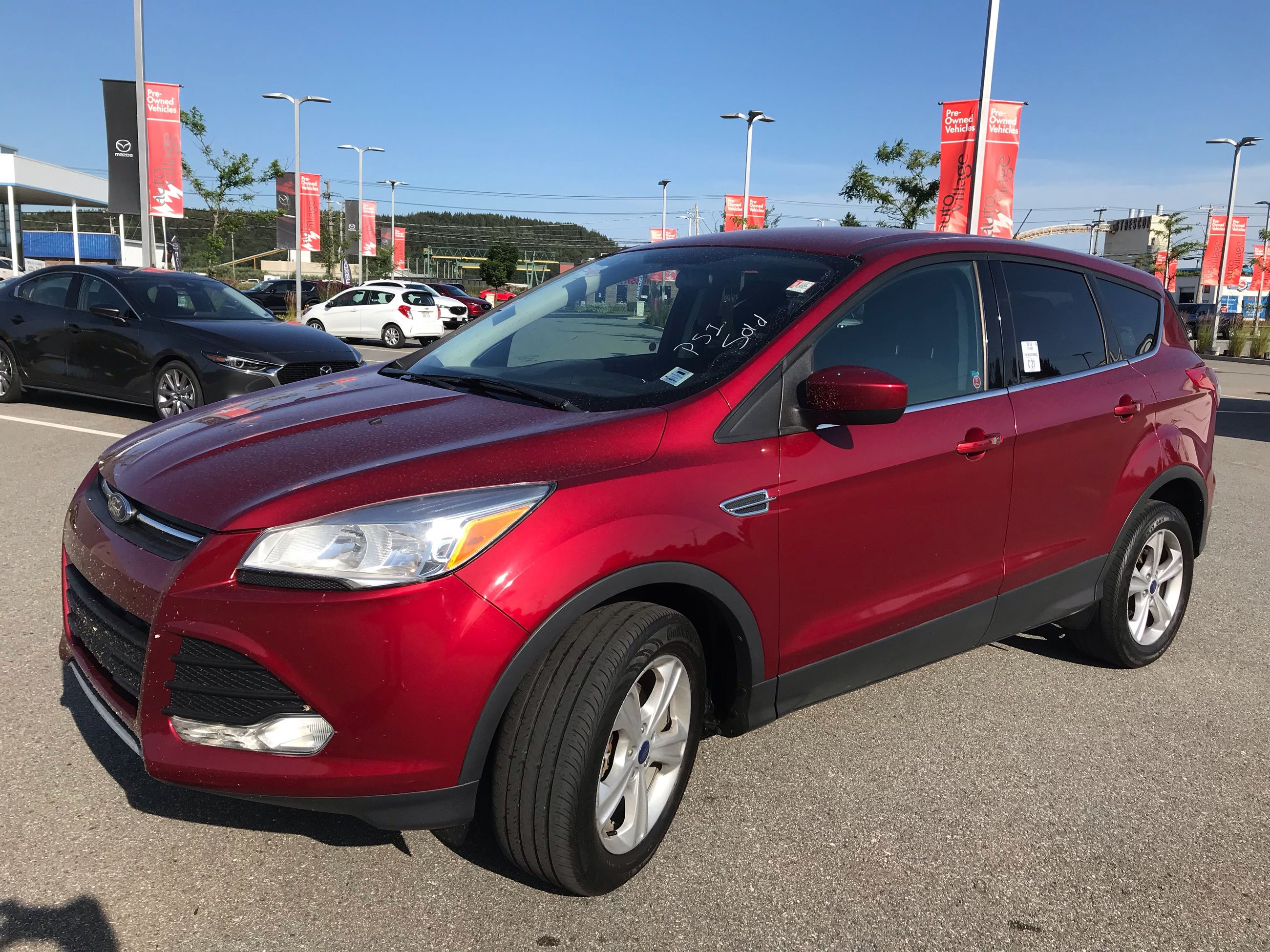 2014 Ford Escape Tires >> Used 2014 Ford Escape Se 4wd New Tires Brakes Awd