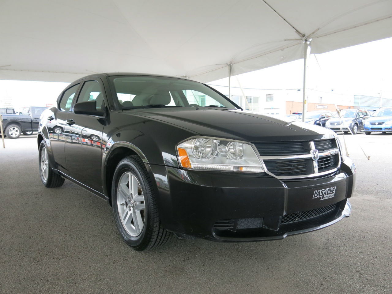 used 2008 dodge avenger sxt sold in montreal lasalle ford. Cars Review. Best American Auto & Cars Review