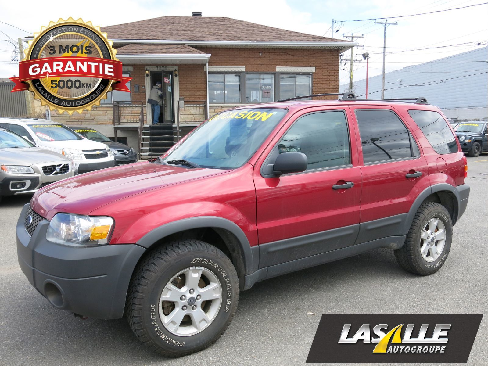 2006 ford escape xlt 4wd for sale montreal 2006 ford escape xlt 4wd used montreal 2006 ford. Black Bedroom Furniture Sets. Home Design Ideas