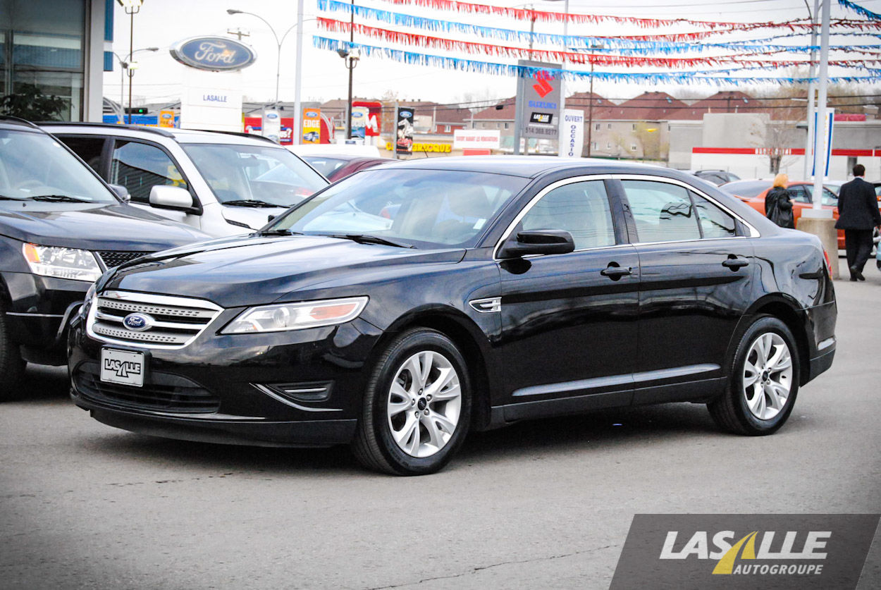used 2011 ford taurus sel sold in montreal lasalle ford. Black Bedroom Furniture Sets. Home Design Ideas