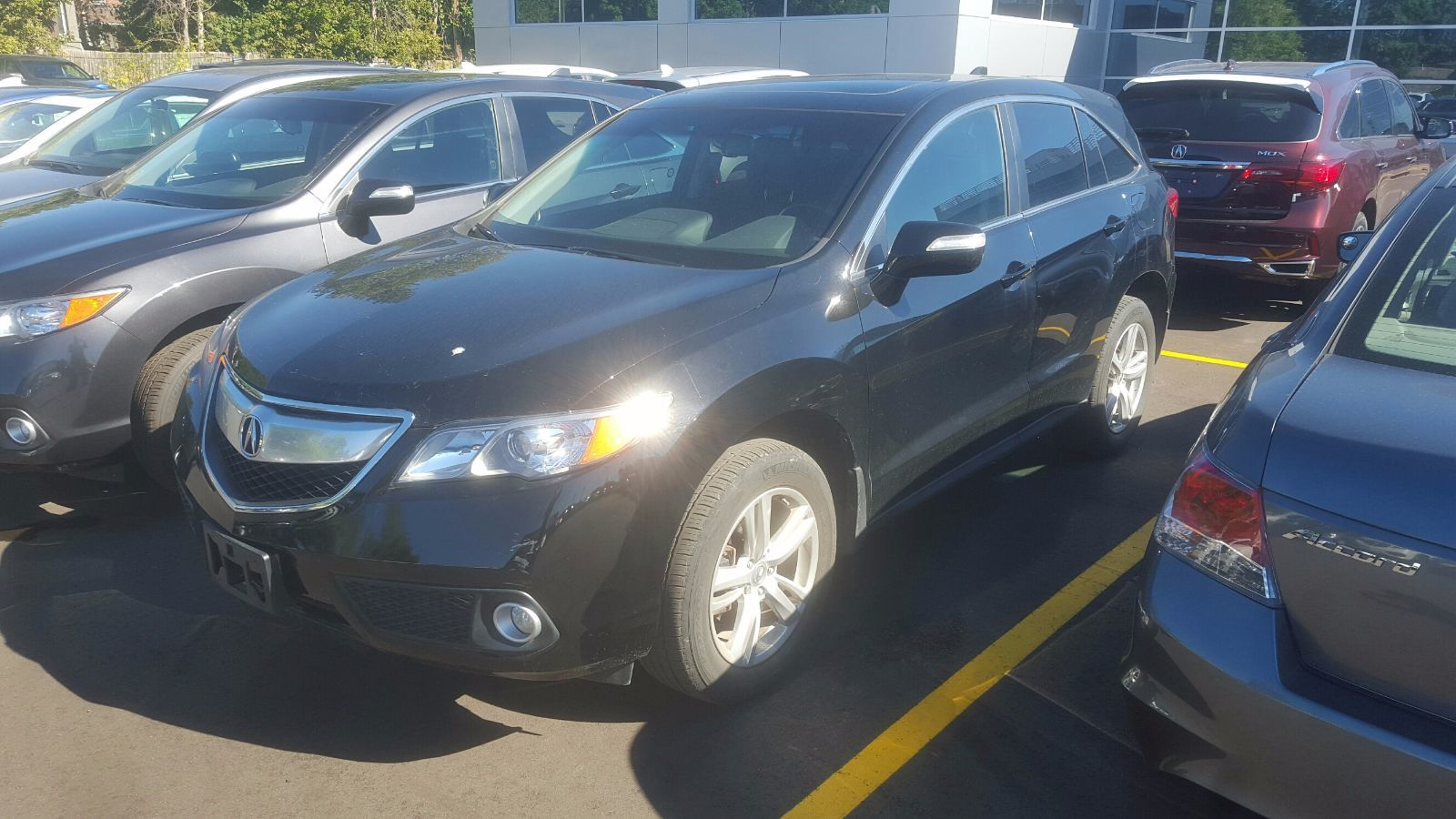 pre owned 2014 acura rdx navigation rearview camera certified in ottawa used inventory camco. Black Bedroom Furniture Sets. Home Design Ideas