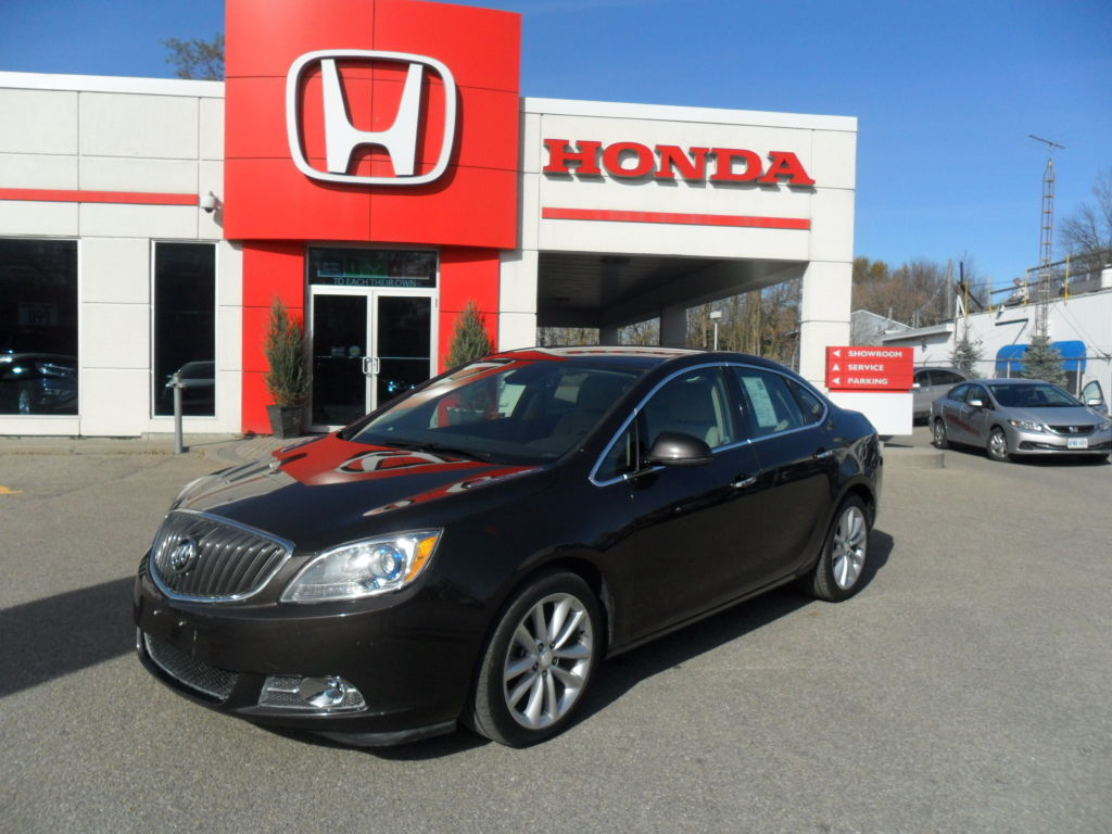Pre owned 2013 buick verano in brockville used inventory for Honda used inventory