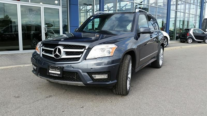 Pre owned 2012 mercedes glk350 4matic in ottawa used for 2012 mercedes benz glk350 4matic price