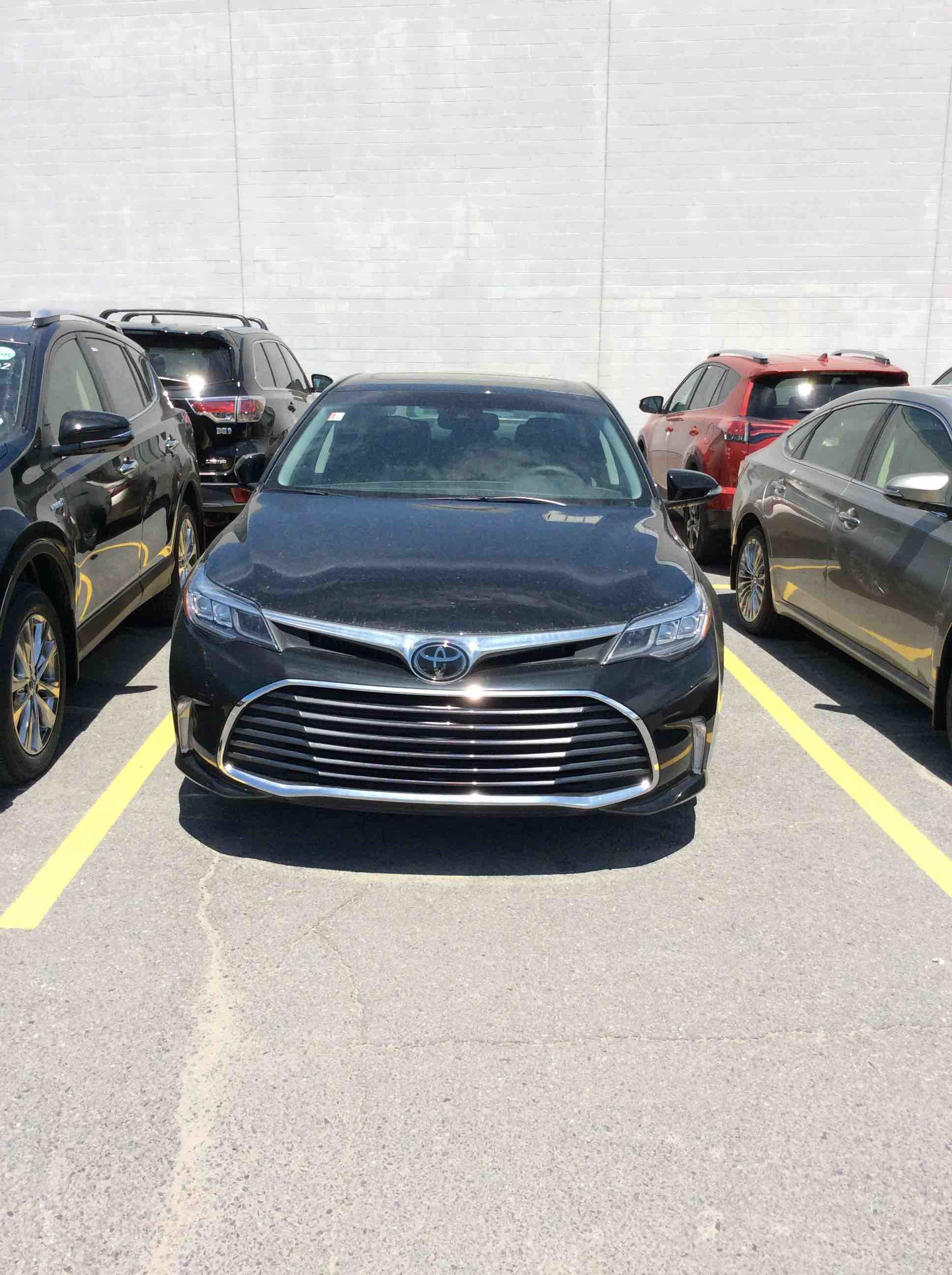 toyota avalon limited 2016 neuf en inventaire vendre kingston kingston toyota kingston. Black Bedroom Furniture Sets. Home Design Ideas