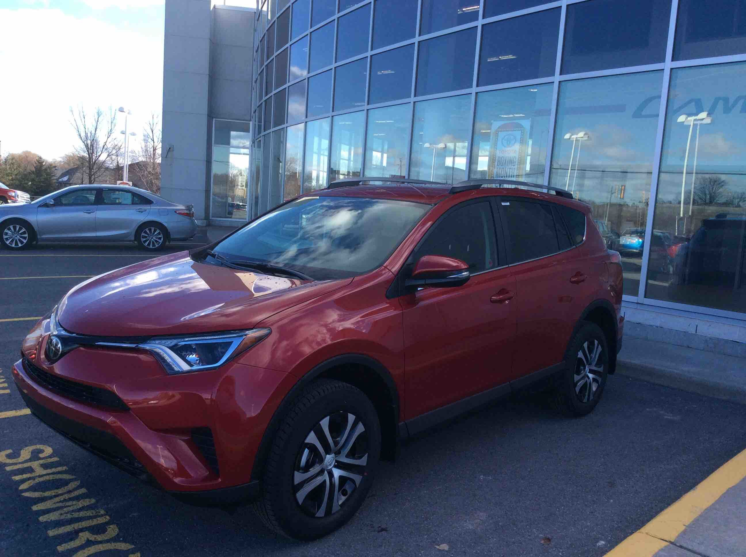 new 2017 toyota rav4 fwd le for sale in ontario mierins automotive group in ontario. Black Bedroom Furniture Sets. Home Design Ideas