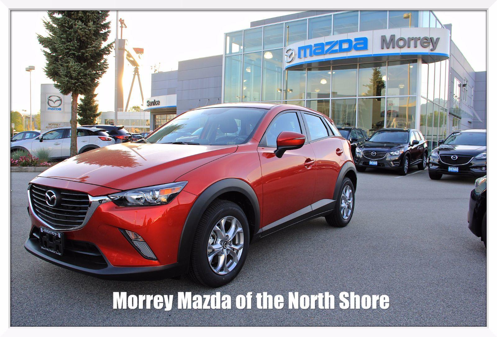 2016 Mazda Cx 3 Gs For Sale Morrey Mazda