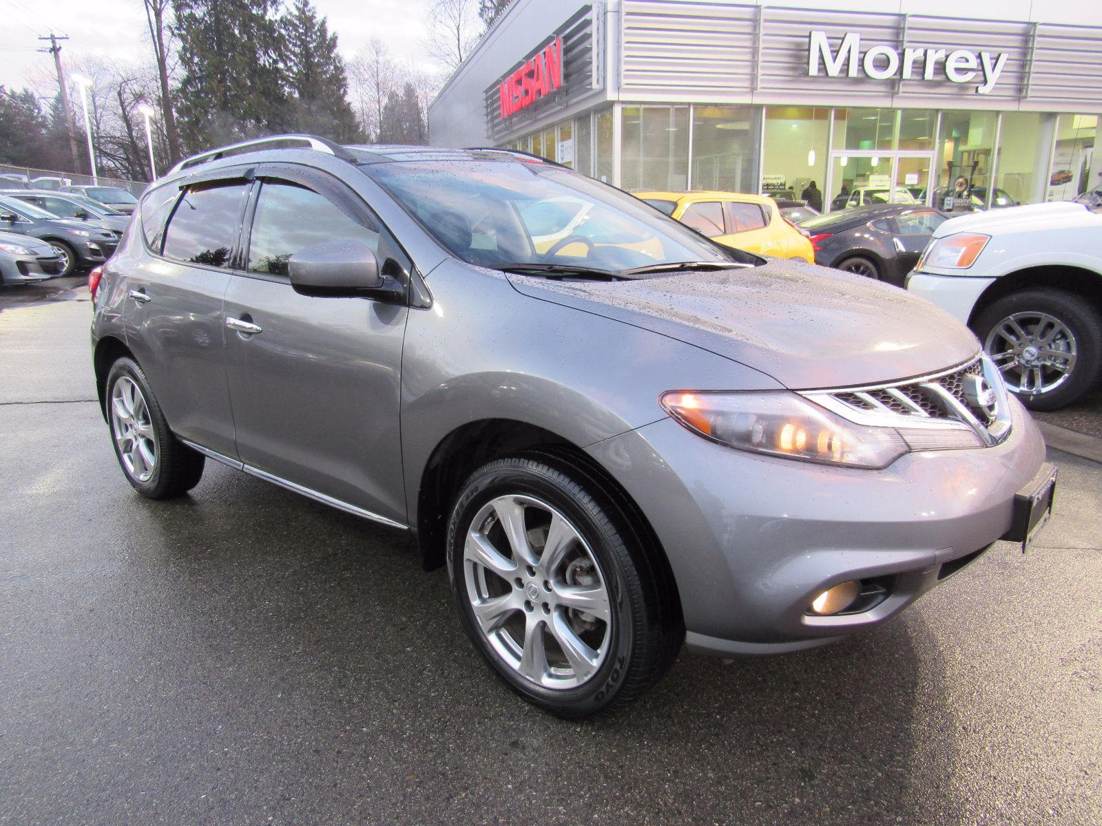used 2013 nissan murano platinum fully loaded local one owner for sale nissan coquitlam. Black Bedroom Furniture Sets. Home Design Ideas