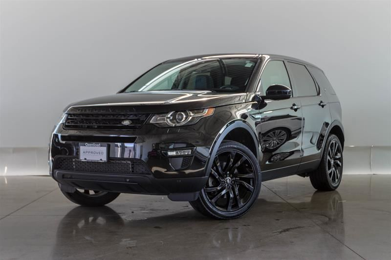 pre owned 2016 land rover discovery sport hse luxury. Black Bedroom Furniture Sets. Home Design Ideas