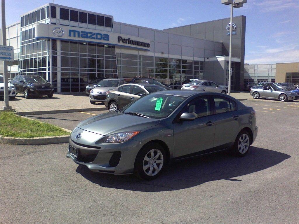 2012 Mazda Mazda3 I Sport Sedan For Sale 2012 Mazda