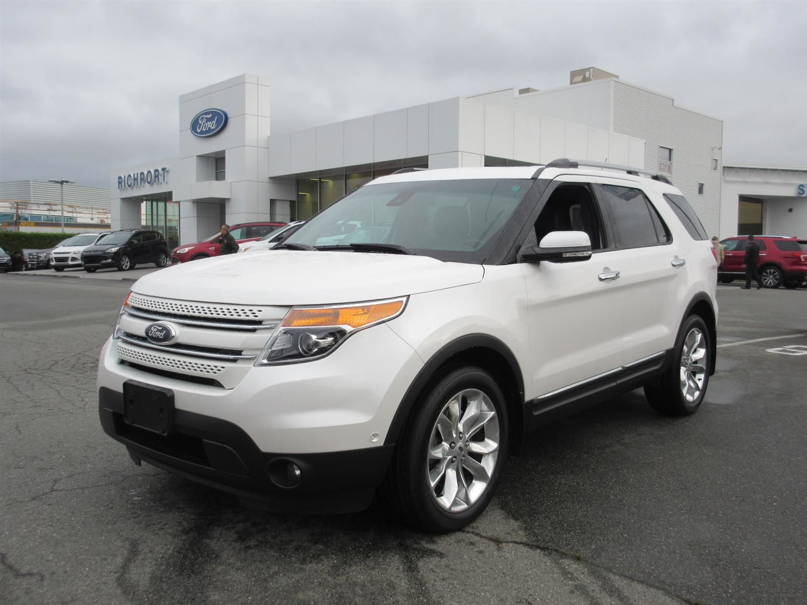 used 2014 ford explorer limited in richmond used inventory. Cars Review. Best American Auto & Cars Review