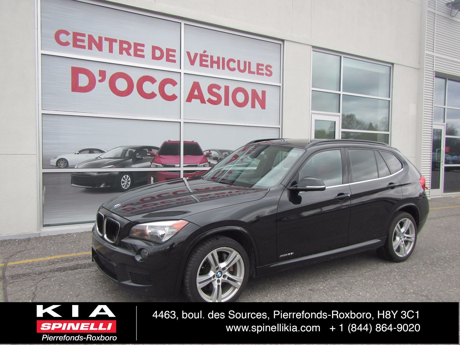Used 2013 Bmw X1 35i M Sport In Montreal Laval And South Shore P0327