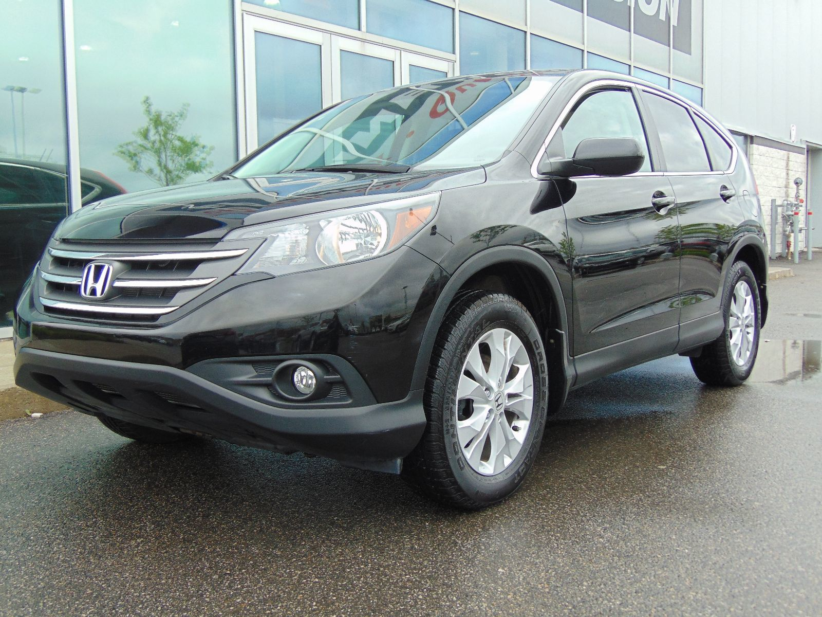 Used 2014 honda cr v deal pending ex awd for sale in for Honda used inventory