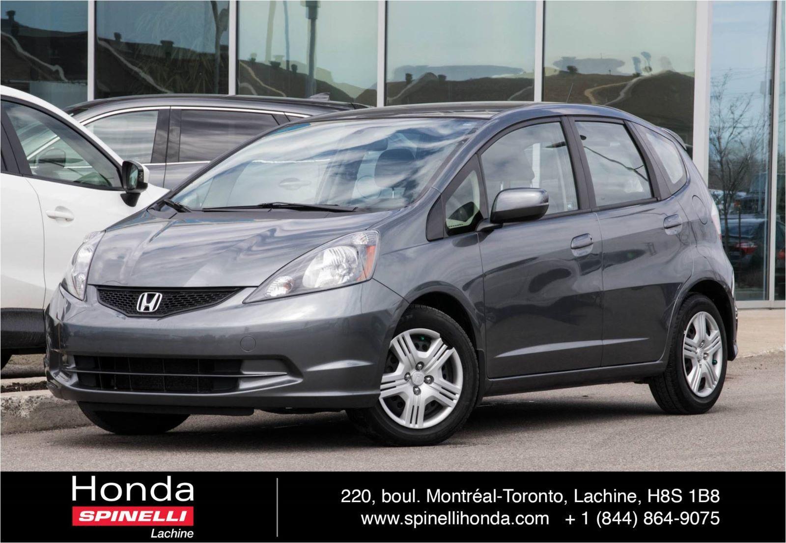 2014 honda fit lx deal pending auto ac cruise d 39 occasion for Honda fit deals