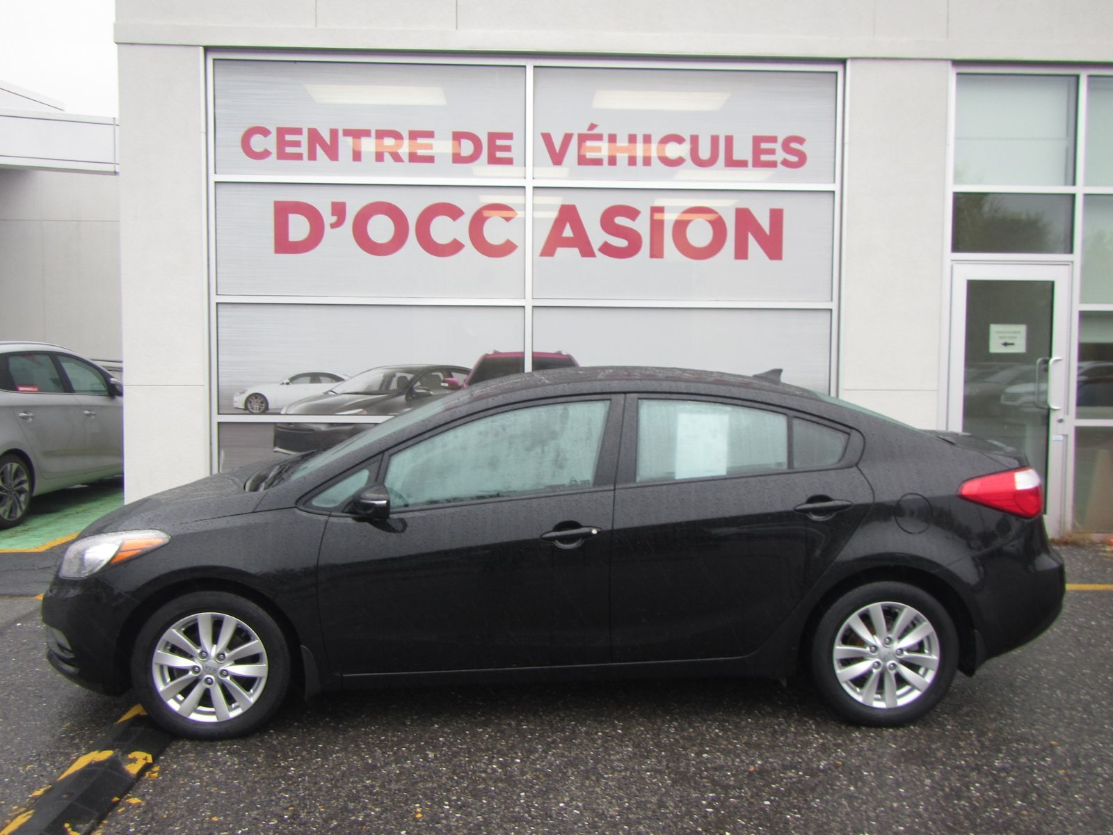 Used 2014 Kia Forte Lx For Sale In Montreal K18844a Spinelli Wheels