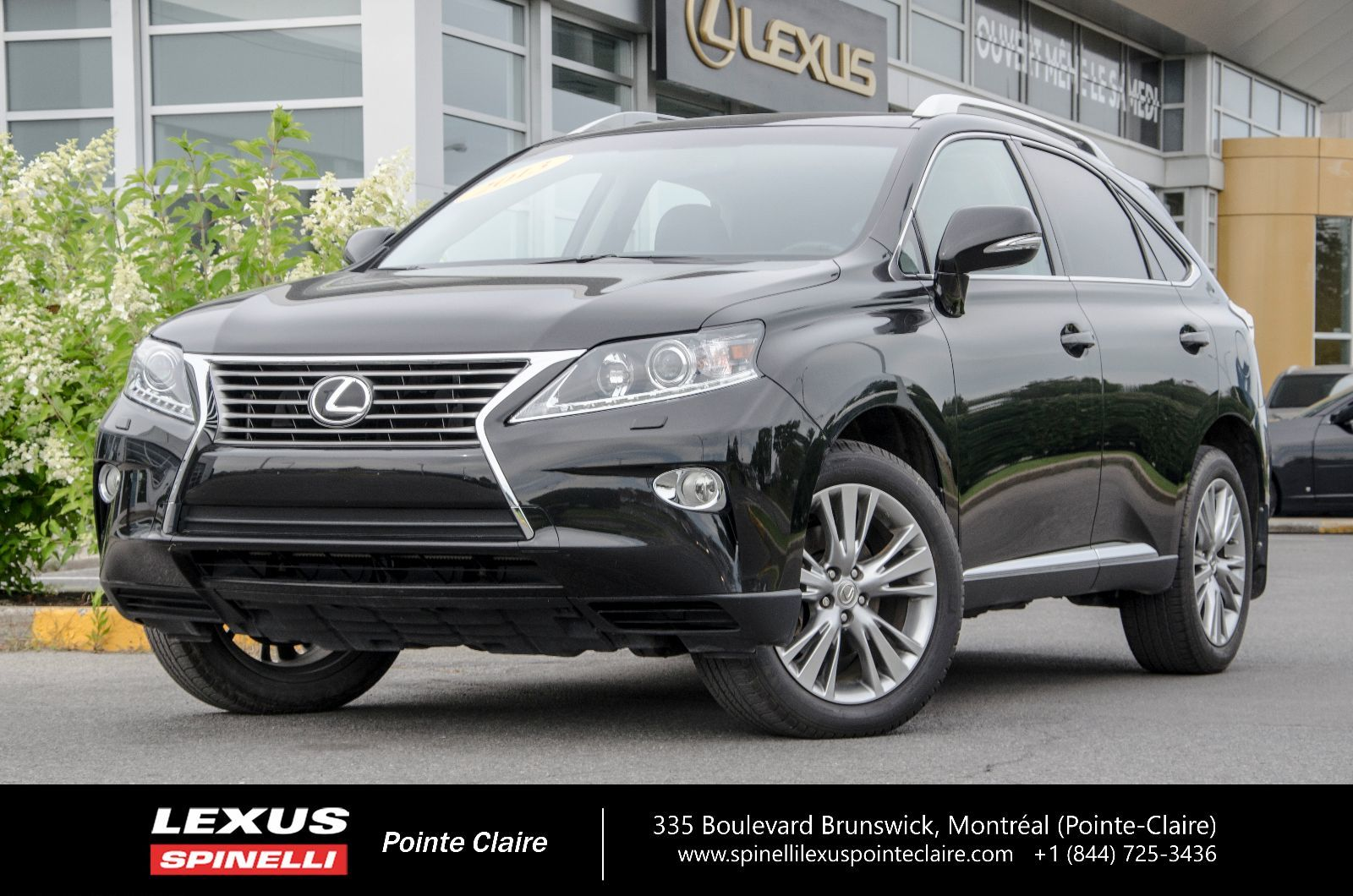 used 2013 lexus rx 350 touring package nav cam cuir toit tr s propre in montreal laval and. Black Bedroom Furniture Sets. Home Design Ideas