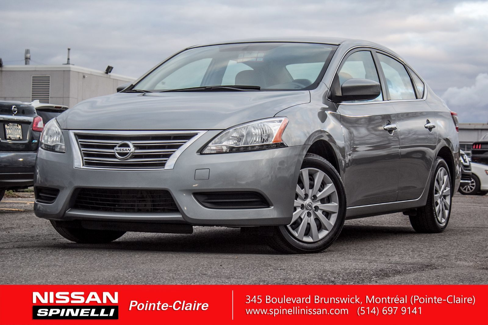 used 2013 nissan sentra sv for  in montreal | s0254 | spinelli