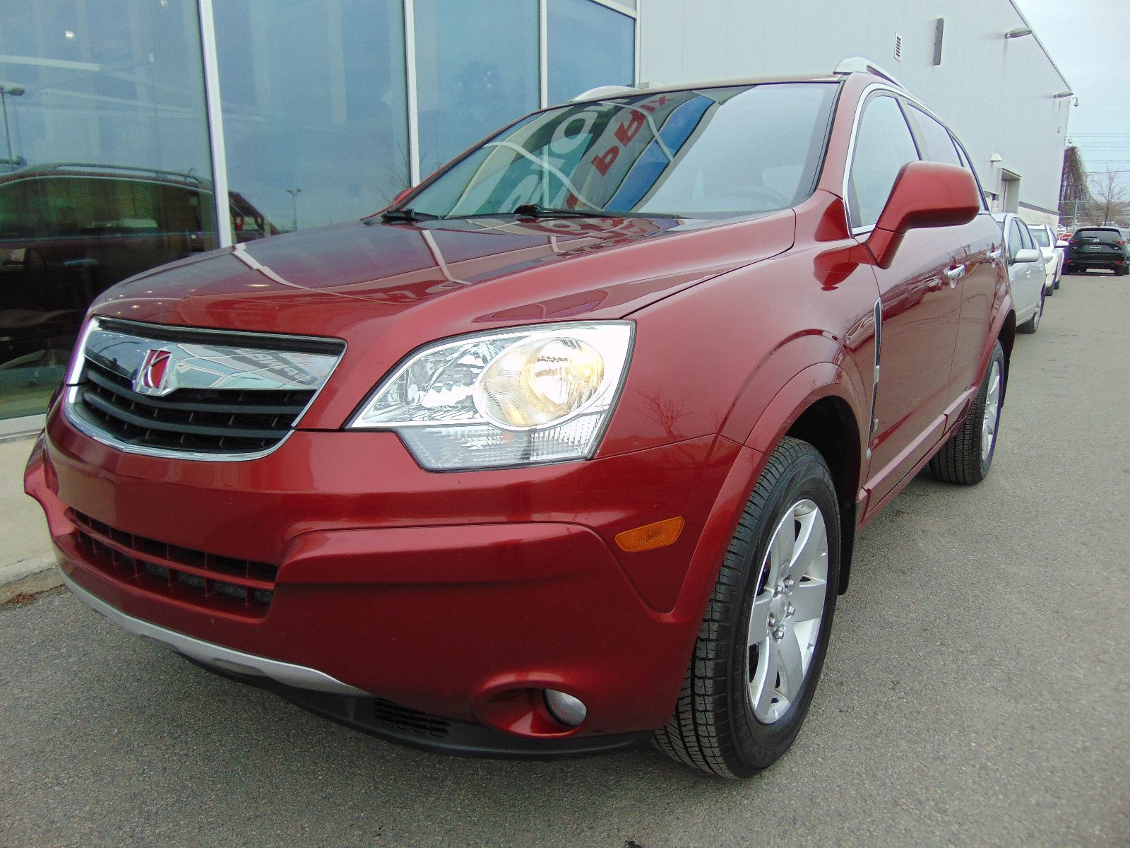 used 2008 saturn vue xr v6 fwd in montreal laval and south shore p7012. Black Bedroom Furniture Sets. Home Design Ideas