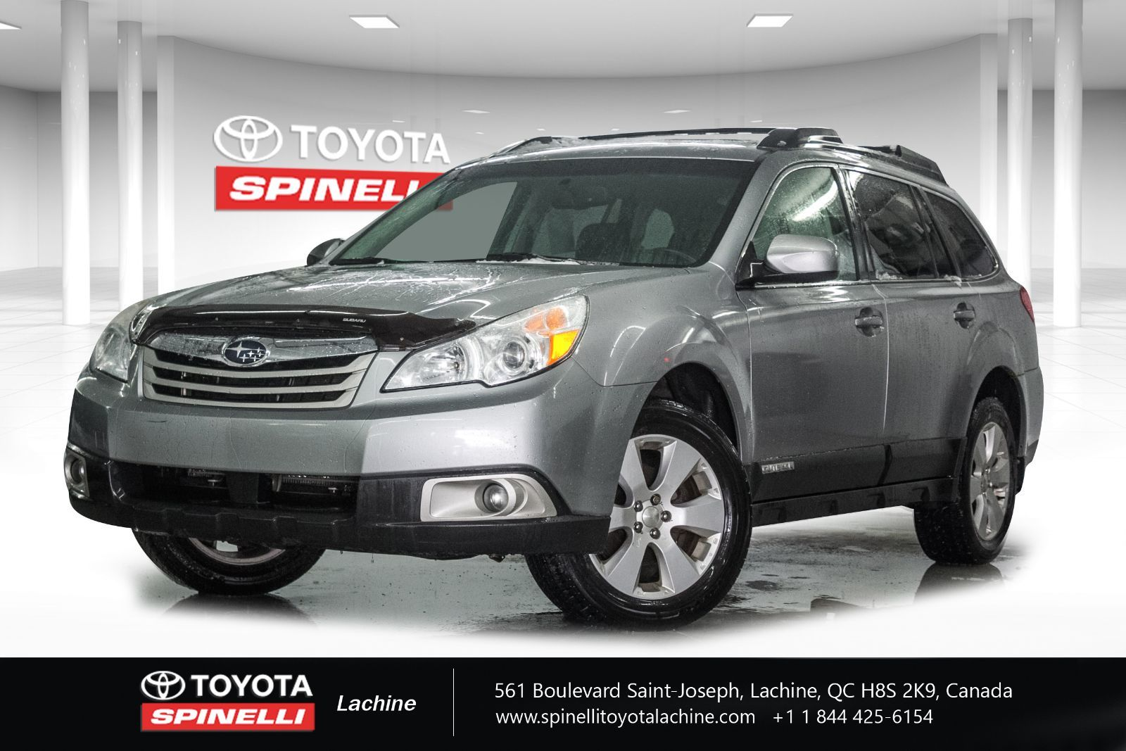 subaru outback awd et toit ouvrant 2010 d 39 occasion lachine inventaire d 39 occasion spinelli. Black Bedroom Furniture Sets. Home Design Ideas