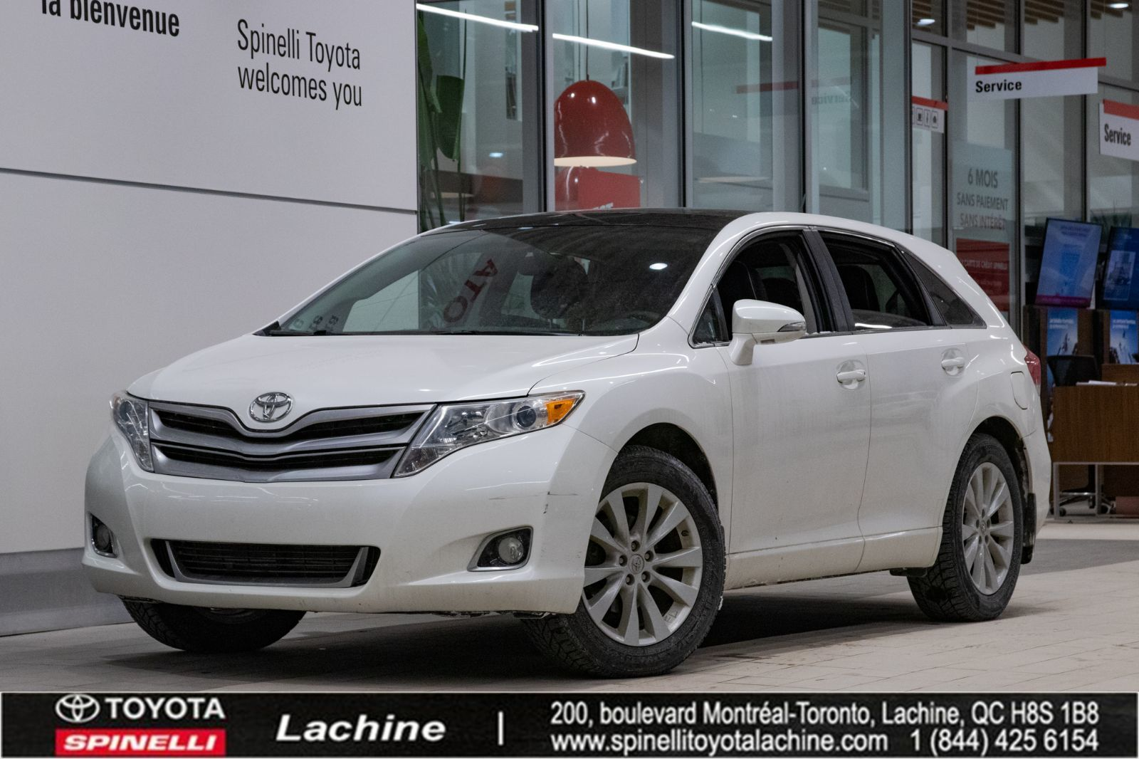Used 2015 Toyota Venza Xle Awd For Sale In Montreal U5074