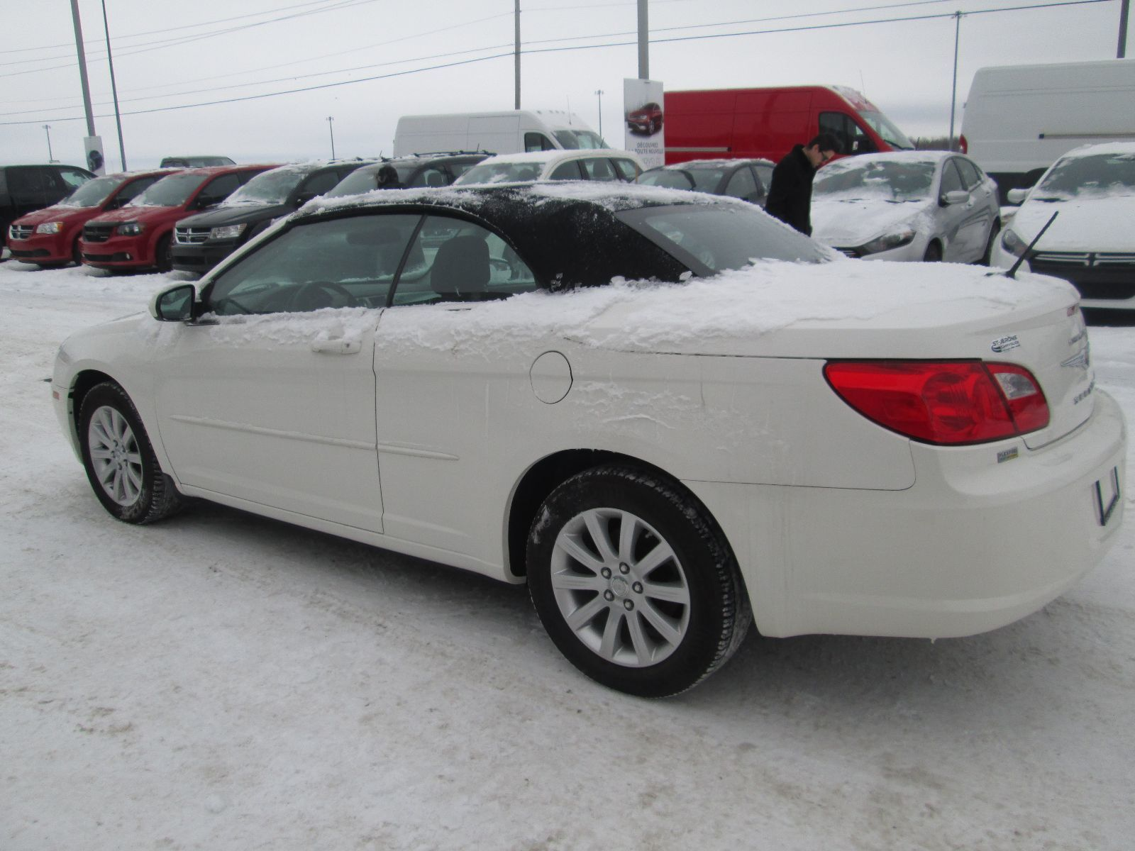 2010 chrysler sebring convertible submited images
