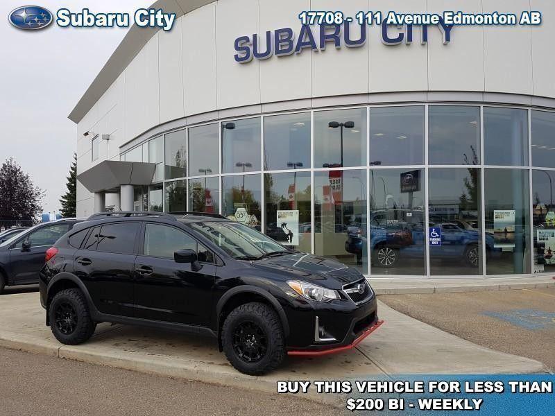 Used 2017 Subaru Xv Crosstrek Touring Special Edition