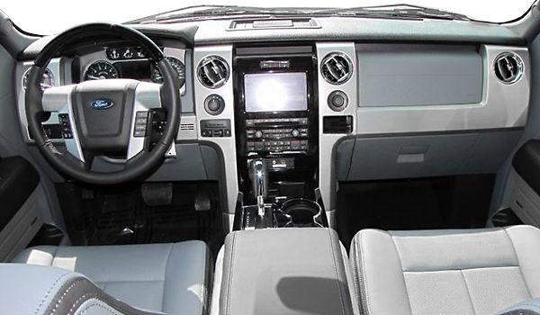 Ford F 150 Platinum Interior Colors