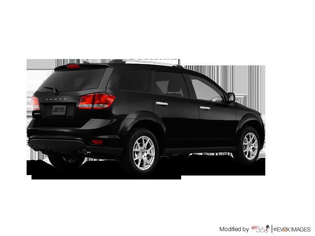 Dodge journey 2013 - cristal noir étincelant