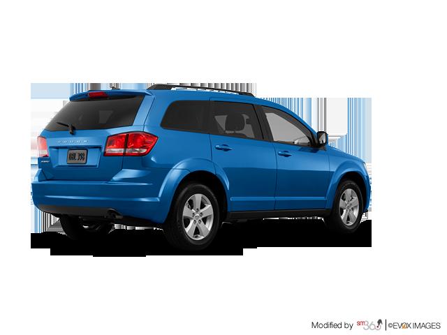 Dodge journey 2013 - bleu des profondeurs