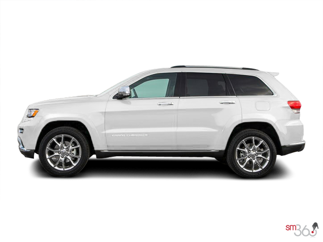 Jeep Grand Cherokee Summit 2014 V Hicules Neufs Groupe Lasalle Groupe De Concessionnaires