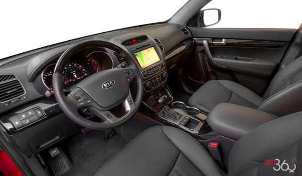 2014 kia sorento interior us news best cars autos post. Black Bedroom Furniture Sets. Home Design Ideas