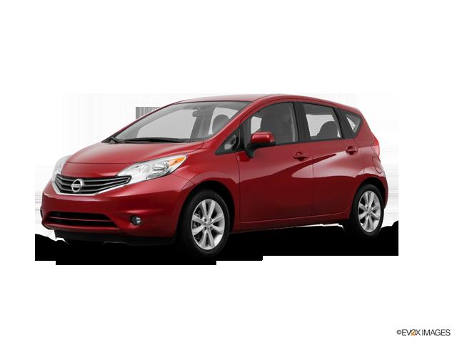 2014 Nissan Versa Note - Red BrickNissan Versa Note Red