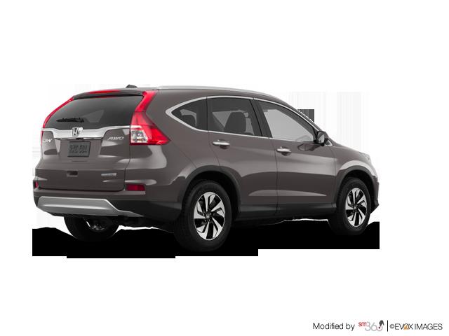 2015 Honda Cr V Modern Steel Metallic