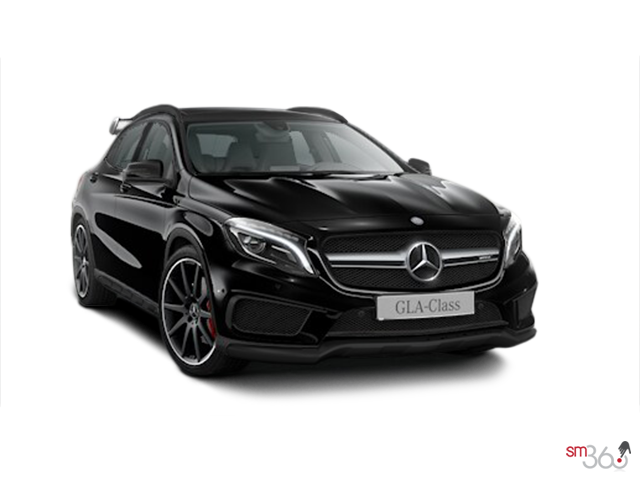 New 2015 mercedes benz gla45 amg 4matic for sale in ottawa for 2015 mercedes benz gla45 amg 4matic